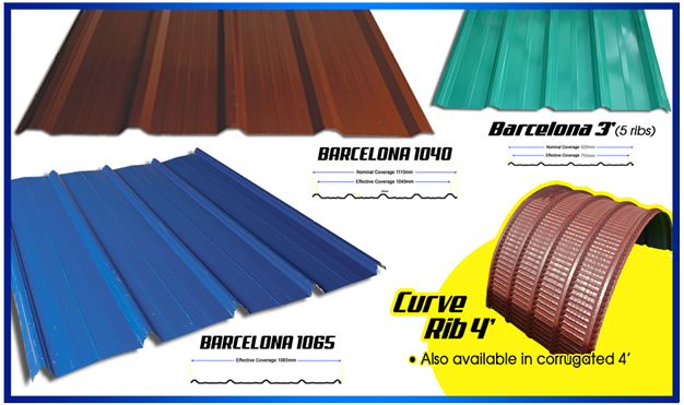 Union Roofing Philippines Amp Specializes In Manufacturing